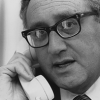 Is Kissinger calling Europe?